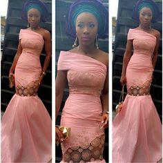 Wedding Season -15 Stylish Asoebi Looks Guaranteed To Turn Heads #africansweetheartweddings
