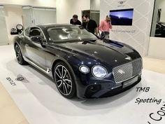 New 2018 Bentley Continental GT. | w