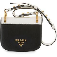 black and white prada handbags