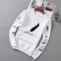 MQIAOHAM New arrival thick warm hoodies men brand clothing autumn winter sweatshirts male top quality men hoodies Fashion Wear, Look Fashion, Autumn Fashion, Mens Fashion, Casual Tops, Men Casual, Mens Sweatshirts, Men Sweater, Sweaters