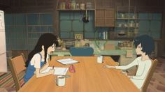 Ame and Yuki's mother marries a wolf. The film showcases her efforts at raising two children who have the ability to transform into wolves. This is a movie about children, but it's a mo… Wolf Children Ame, Kanna Kamui, Anime Reviews, Japanese Film, Film D'animation, Another Anime, Anime Life, Awesome Anime, Feature Film