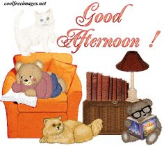 GOOD AFTERNOONS ~ my Friends, I hope you day has been perfect and your night relaxing/ From Gaylia..