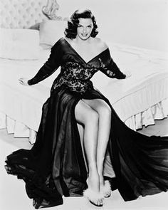 Jane Russell. Glamtastic.