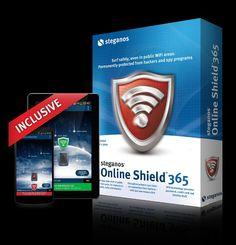 Quer ganhar uma licença do Steganos Online Shield VPN? | Geek Project
