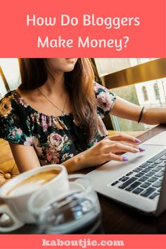 How exactly does a blogger make money? This is something I get asked by people all the time, if you have never made money online then it can be a bit tricky to get your head around how you make money writing articles on your website. Blogging is actually an amazing way to make money online and there are so many different ways that you can monetize your blog. Here are some of the ways that I monetize my blog.  #MakeMoneyOnline #MakeMoneyBlogging #MonetizingYourBlog