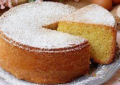 TORTA 4-4 quattro quarti ricetta torta soffice morbida