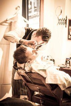 Barber Event, photo by S. Fransen http://ganthaarlem.tumblr.com