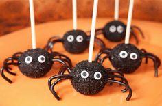 Pop cakes Halloween : recette illustrée, simple et facile