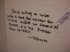 18 Beautiful Examples Of Bathroom Graffiti Art Going Through a Renaissance
