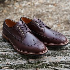ALDEN FOR EPAULET: INNSBRUCK CHROMEXCEL LONGWING                E paulet continues to build their footwear collection through new additions like ...