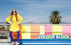 Gesche - Colour Block by Shona Muir