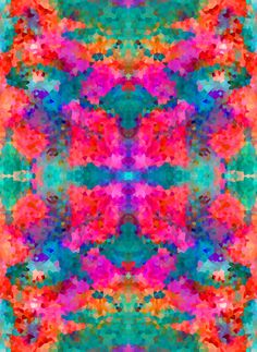 Kaleidoscope Art Print by Amy Sia - free shipping till Sunday