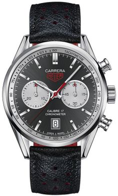 TAG #Heuer #Carrera Jack Heuer 81 CV5110.FC6310 #ValleyMotors
