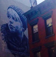 Lower East Side off Clinton