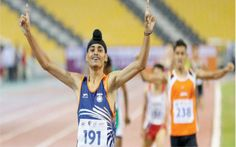 Singh sets fastest time in the world for 800 m