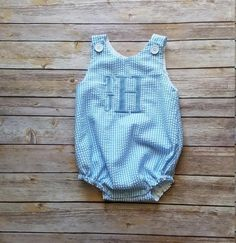 Baby boy outfit summer summer outfit baby boy outfit summer romper boy romper baby monogram out Baby Outfits, Boys Summer Outfits, Summer Boy, Summer Fashion Outfits, Outfit Summer, Style Summer, Fasion, Summer Time, Baby Boys