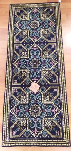 Cross Stitch Embroidery, Cross Stitch Patterns, Bohemian Rug, Stamp, Rugs, Handmade, Decor, Farmhouse Rugs, Craft