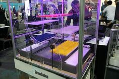 GrowCube promises to grow food with ease indoors (hands-on). GrowCube is a gadget that's designed to grow plants with aeroponics -- think, hydroponics, but with mists instead of trays of water. It uses just two square meters of space and 95 percent less water than traditional farming methods