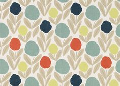 Serena Natural/Multi - Laura Ashley Wallpapers - A bold contemporary floral design with a weave fabric effect look background, Red, blue, lime and duck egg blooms, with beige leaves. Please request sample for true colour match. Unique Wallpaper, Contemporary Wallpaper, Kids Wallpaper, Playroom Wallpaper, Kitchen Wallpaper, Bedroom Wallpaper, Wallpaper Ideas, Laura Ashley Usa, Washable Wallpaper