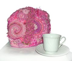 https://flic.kr/p/d62aS1 | World's Best Tea Cosy 2012 - Grand Champion | 2012 World's Best Tea Cosy Competition is an initiative of M.A.I.D., (Moving Arts Into Dogwood), with a partnership between the Miles Regional Arts Council Inc and the Western Downs Regional Council.  Entries came from  U.K.,  Ireland, Wales, U.S.A.,  Canada &  N.Z.