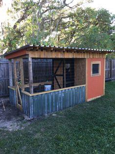 cool 43 Best DIY Ideas for Chicken Coop for Your Backyard https://wartaku.net/2017/06/12/43-best-diy-ideas-chicken-coop-backyard/