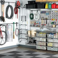 Here's how to declutter your garage in three easy steps. It's a big space. But that doesn't mean you should just put everything in there.