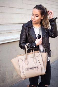 striped-shirt-leather-jacket4
