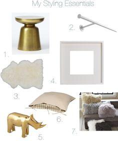 My 12 Styling Essentials