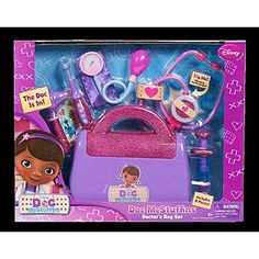Doc McStuffins Doctors bag