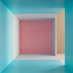 Empty - Erin O'Keefe - These photographs examine the interaction of color and light in space, and the way photography alters and transforms these phenomena...