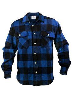 Rothco Classic lumberjack shirt