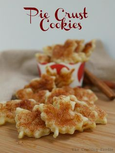 Pie Crust Cookies by Club Chica Circle.