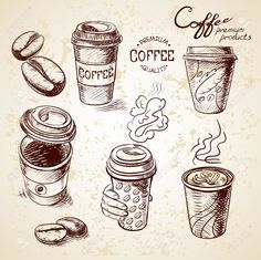 37358740-hand-drawn-doodle-sketch-vintage-paper-cup-of-coffee-takeaway-Menu-for-restaurant-cafe-bar-coffeehou-Stock-Vector.jpg (1300×1299)