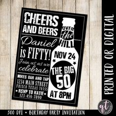 Beverage Napkins Signs Coasters Stadium Cups Download our Fun Design for Invitations Banners /& More! Koozies