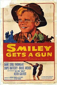 Smiley Gets a Gun - Available at the library.