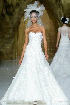 Pronovias SP14 Dress 53 | Martha Stewart Weddings