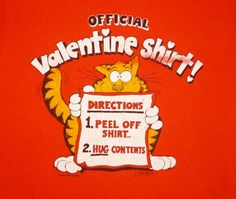 Official Valentines T-Shirt...