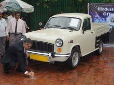 Hindustan Motors Veer Mini Pick-Up Truck