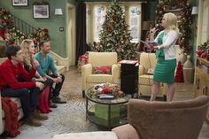 Melissa and Joey...