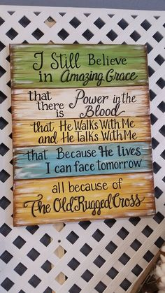 New quotes christian songs prayer ideas Pallet Crafts, Pallet Art, Pallet Signs, Wood Crafts, Pallet Projects, Projects To Try, Diy Wood, Art Projects, Diy Pallet