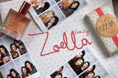Lily Pebbles: Zoella Beauty