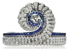 Suzanne Belperron bracelet.