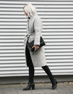 Silver Linings #silver #ganni #teddy #coat #stellamccartney #stilnest #streetstyle #stylediary #fashionblog #winter #inspiration