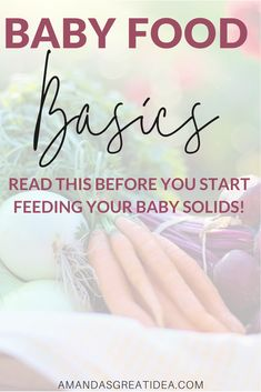 4 Things About Starting Baby Food That Every New Mom Should Ask - Parenting: Pregnancy, Babies, Toddlers, & Kids - Starting Baby Food, Baby Food Combinations, Raising Godly Children, Solids For Baby, Food Tags, Homemade Baby Foods, Working Moms, Organic Baby, Meals For One