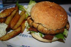 burger végétalien