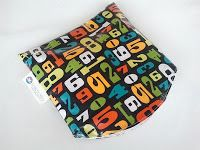 Want to win this cute reusable sandwich bag?  visit Being Creative to enter. Thanks!