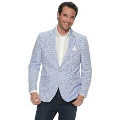 Men's Croft & Barrow® Derby Essential Sport Coat Homecoming Outfits For Guys, Homecoming Dresses, Mens Sport Coat, Special Events, Derby, Suit Jacket, Essentials, Long Sleeve, Sports