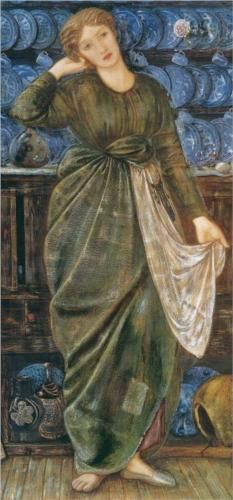 Cinderella - Edward Burne-Jones