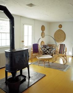 Yellow floors - I love painted floors and sunflower yellow is certainly stunning.  #Painted Floors #Color