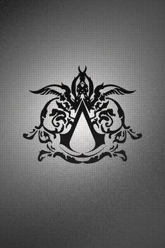 Assassin's Creed Logo | Assassins Creed 4 Logo Wallpaper, iPhone 4